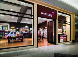 Papyrus to open first uk stores gifts greetings review shurman retail group which earlier this year took over the management of clinton cards on behalf of new owner american greetings will open up the first m4hsunfo Choice Image