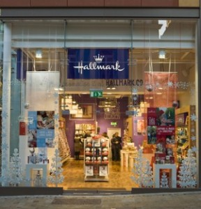 Hallmark Opens New Shop At The Core In Leeds