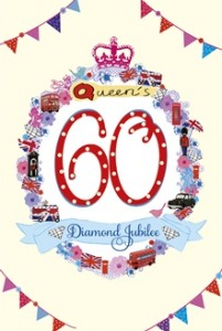 QUEENS Diamond Jubilee Card